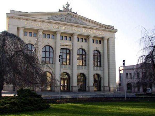 Divadlo Antonína Dvořáka v Ostravě