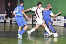 Z utkání futsalistů FC Mikeska
