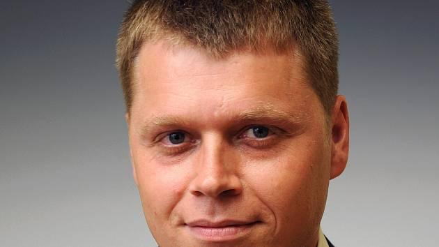 Jiří Martínek, náměstek hejtmana MS kraje.