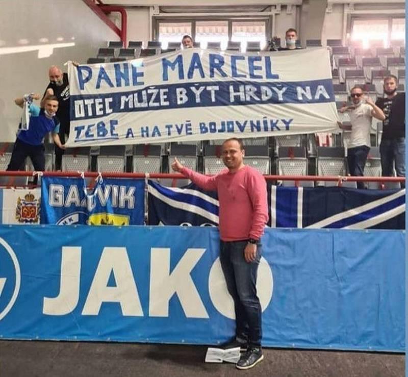 Fotbalový trenér Marcel Lička dovedl Orenburg mezi ruskou elitu.