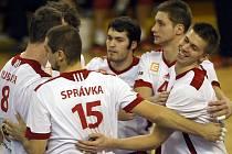 Volejbalisté DHL Ostrava ve čtvrtek vyhráli nad hostujícím Rottenburgem.