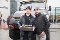 Vrátného tým Bonver Dakar Project zamířil do Le Havru.