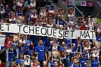 Davis Cup: Česko - Francie.