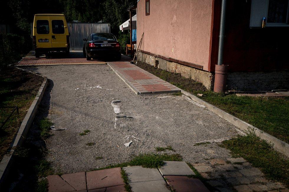 Hulvácká kolonie Bedřiška.