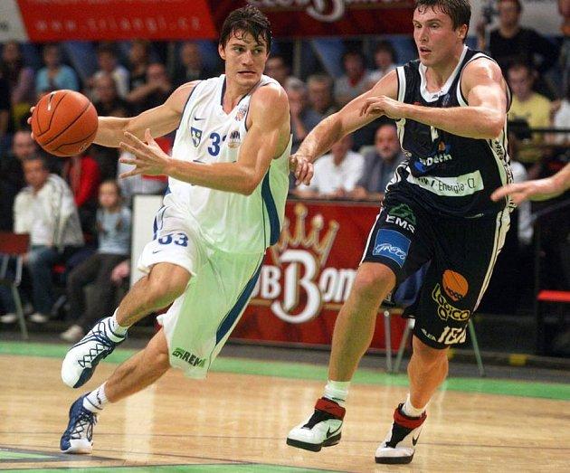 Rostislav Uhlíř v akci