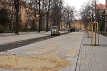 První etapa oprav ulice Matěje Kopeckého v Ostravě-Porubě se chýlí ke konci. Následovat bude druhá, díky ní bude zrekonstruována vrchní část ulice.