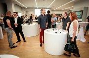 Představení nové prodejny iStores Apple Premium Reseller v ostravském centru Nová Karolina.