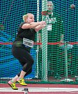 Zlatá tretra Ostrava 2018. Hammer throw, kladivo ženy, Alexandra Tavernier