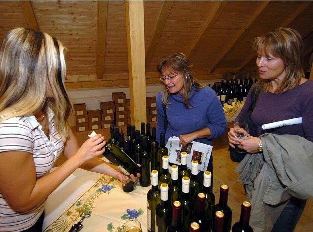 Výstava vína na Slezskoostravském hradě
