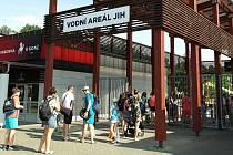 Krytý aquapark by měl vzniknout v nejlidnatějším ostravském obvodu Jihu, hned vedle letního koupaliště, na místě původního fotbalového hřiště.