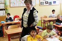 Základní škole V Zálomu v Ostravě-Zábřehu zrušení nehrozí.