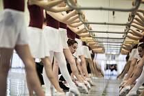Baletní studio NDM v Ostravě.