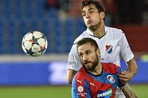 FC Baník Ostrava - FC Viktoria Plzeň 0:4