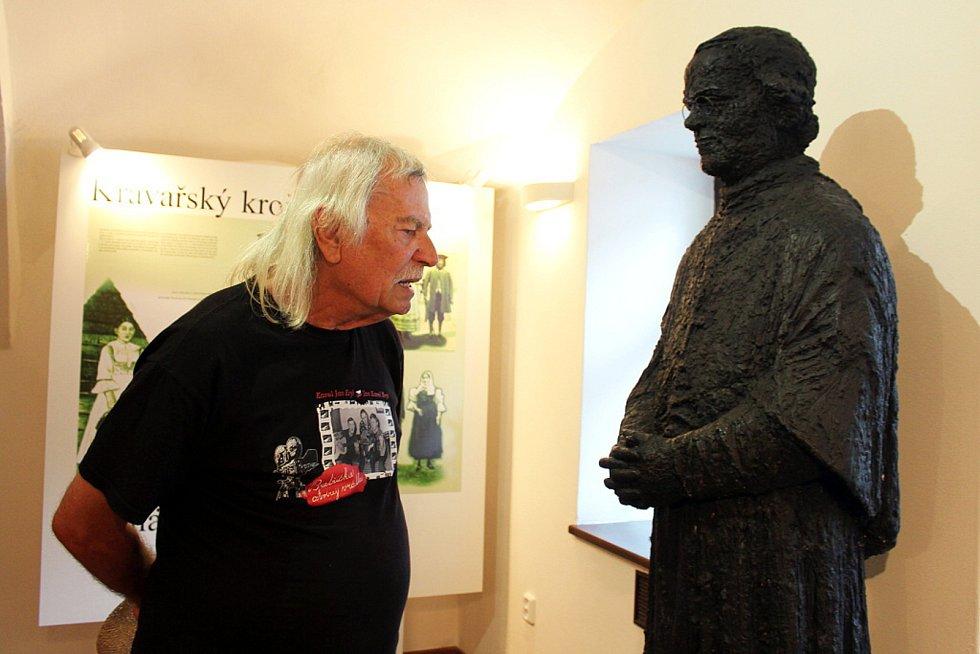 Přesně na den si ve čtvrtek 22. července v rodném domě Johanna Gregora Mendela ve Vražném-Hynčicích připomněli 195. výročí narození tohoto vědce.