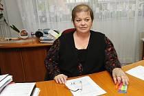 Yvona Jungová, ředitelka krajské pobočky Úřadu práce České republiky Krajské pobočky v Ostravě.