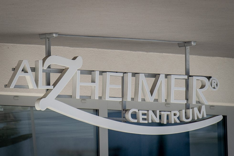 Alzheimercentrum v Ostravě-Vítkovicích.