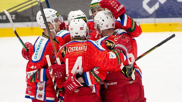 Hokejisté HC RT TORAX Poruba.