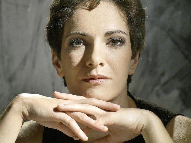 Varhanice Bernadetta Šuňavská.