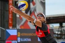 Barbora Hermannová se těší na domácí turnaj v rodném městě. V Dolních Vítkovicích se bude hrát 2. až 6. června.