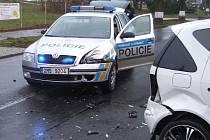 Divoká honička, při které policie pronásledovala prchajícího řidiče vezoucího pervitin, se odehrála v neděli odpoledne mezi Ostravou a Hlučínem.