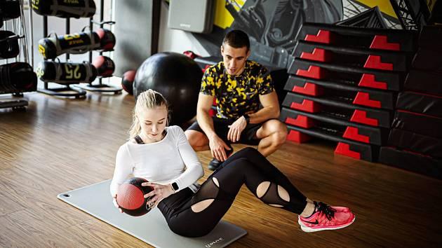 Individual Fitnes. Ilustrační foto.