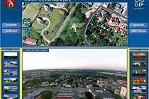 Virtuální prohlídka Klímkovic
