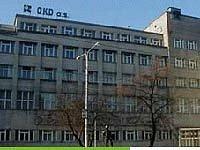 Ředitelství OKD v Ostravě