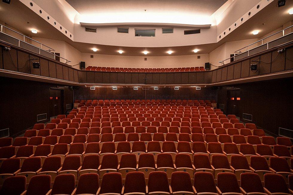 Tisková konference k novému koncertnímu sálu, 3. srpna 2020 v Ostravě.