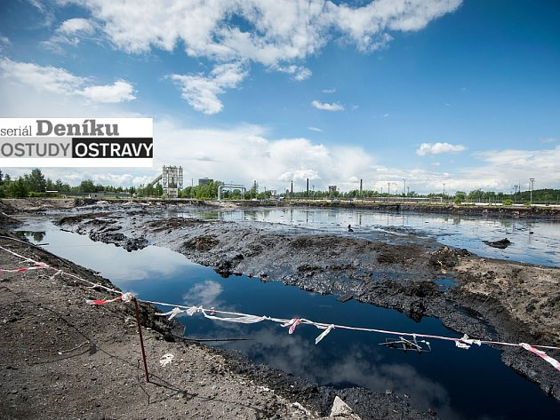 Ostravské laguny. Ilustrační foto.