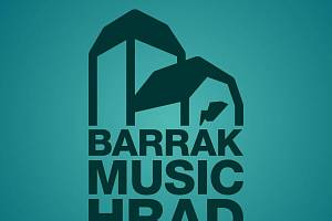Logo akce Barrák music hrad