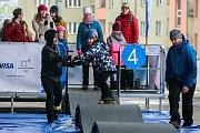 Olympijský festival v Ostravě, neděle 11. února 2018. Disciplína pumptrack.