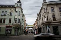 Jedna z nejznámějších ostravských ulic - Stodolní. Ilustrační foto.