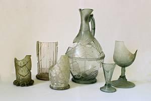 Komentovaná prohlídka výstavy Krása středověkého a renesančního skla.