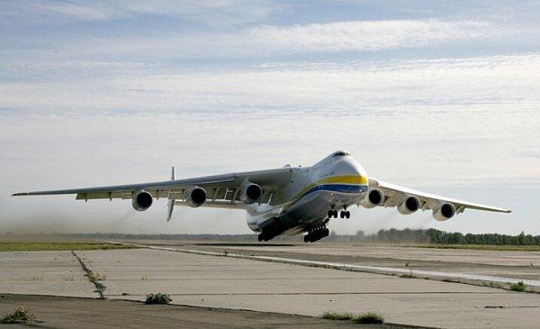 AN-225Mrija.