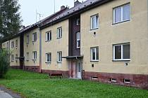 Domy na ulici Chrustova