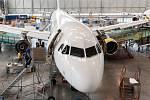 V letecké opravně v Mošnově opravují také letouny typu Airbus A 321 či Boeing 737. S výstavbou nového hangáru by Job Air Technic rád získal oprávnění i k údržbě Airbusu A 330.