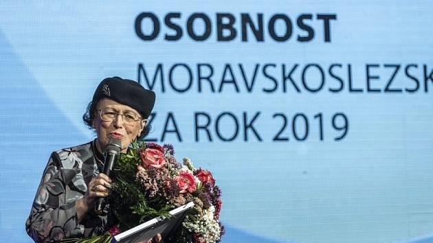 Osobnost MS kraje Eva Šeinerová - umělecká vedoucí sborového studia Permoník.