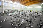 Fitcentrum 4 you fitness v Ludgeřovicích, leden 2020.