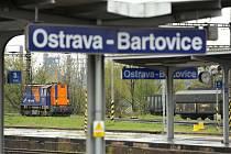 Nádraží v Ostravě-Bartovicích dobře znají například cestující, kteří jezdí do Havířova nebo Českého Těšína.