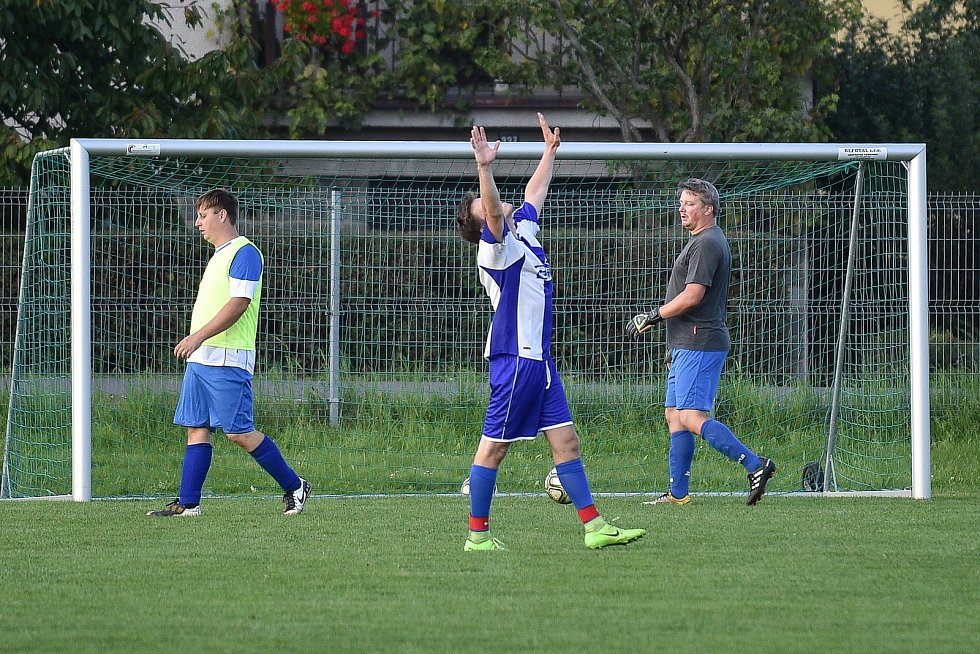 Zaměstnanecká liga Deníku, 22. září 2020 v Palkovicích.