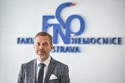 Ředitel FNO Evžen Machytka.