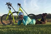 Petra Popadincová s dětskou endokrinoložkou Martinou Honkovou už tři roky působí ve výživové poradně a sportovním klubu Rodina v pohybu.