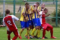 Fotbalisté Markvartovic porazili Bohumín i potřetí. Tentokrát 2:1.