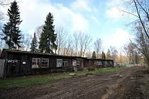 Starý vojenský areál se likviduje. Nahradí jej centrální park nejlidnatějšího ostravského obvodu.