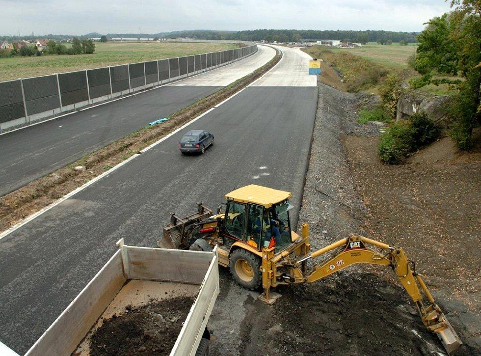 Ostravský úsek dálnice D47 je před dokončením