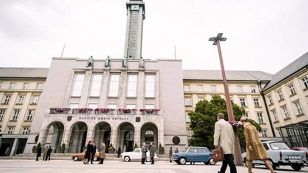V Ostravě se točil seriál Totems.