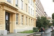Škola na Matiční ulici v Ostravě