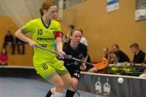Kapitánka Vítkovic Denisa Ferenčíková nastoupí za Slovensko.