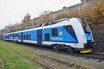 Jezdit budou až v roce 2012. Dvě stě tisíc hodin odpracovali konstruktéři na vývoji nového vlaku RegioPartner.