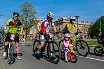 Cyklistický závod PORUBAJK.